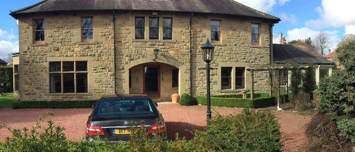 Luxury B&B, Alnwick, Northumberland