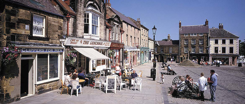 Alnwick Shops