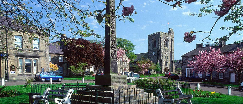 Rothbury, Northumberland