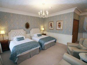Bedroom 1: The Georgian Room