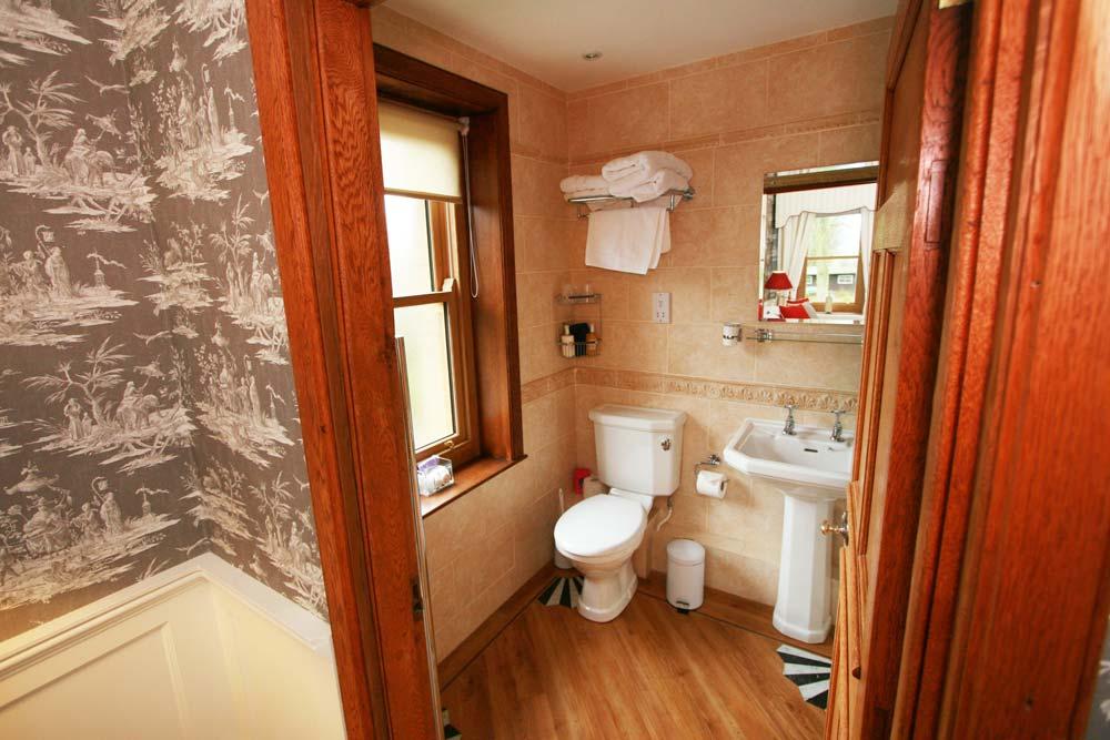 Bedroom 3 : The Oriental Room