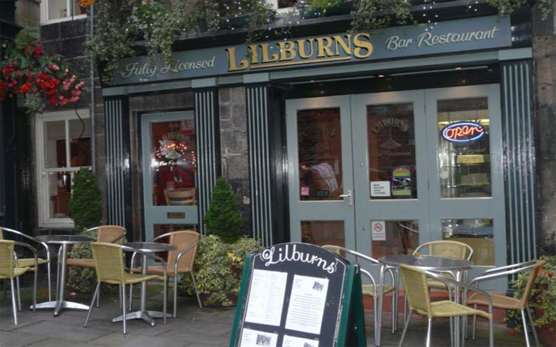 Lilburns Bar & Restaurant, Alnwick