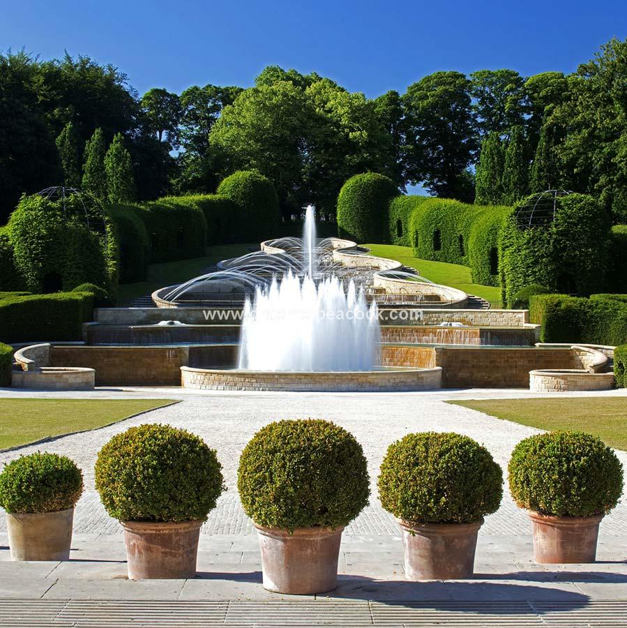 Alnwick Garden, Alnwick