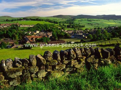 Rothbury & the Simonside Hills